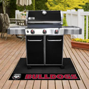 Georgia Black New Bulldog Grill Mat 26x42