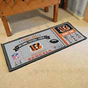 NFL - Cincinnati Bengals Ticket Runner 30x72