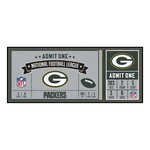 NFL - Green Bay Packers Ticket Runner 30x72