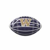 Washington Field Mini-Size Glossy Football
