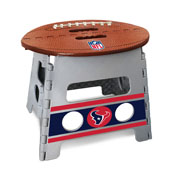 NFL - Houston Texans Folding Step Stool 14x13