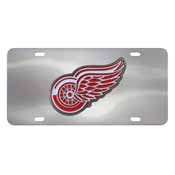 NHL - Detroit Red Wings Diecast License Plate 12X6