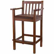 Imperial Spectator Chair, Antique Walnut