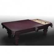 Imperial Conversion Dining Top, Mahogany