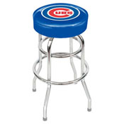 Chicago Cubs Bar Stool