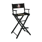 Florida State Directors Chair-Bar Height