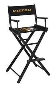 University of Missouri Directors Chair-Bar Height