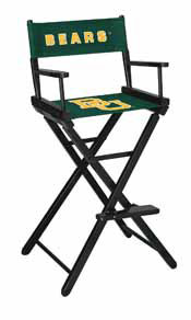 Baylor Directors Chair-Bar Height