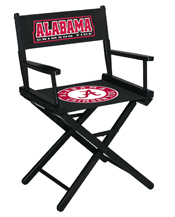 University of Alabama Directors Chair-Table Height
