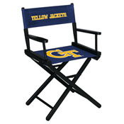 Georgia Tech Directors Chair-Table Height