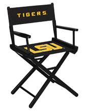 Louisiana State University Directors Chair-Table Height