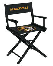 University of Missouri Directors Chair-Table Height