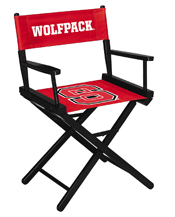North Carolina State University Directors Chair-Table Height