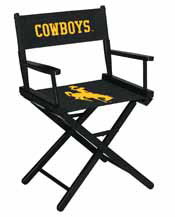 University of Wyoming Directors Chair-Table Height