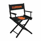 Clemson University Directors Chair-Table Height
