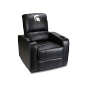 Michigan State Power Theater Recliner