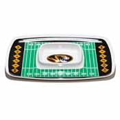 Missouri Tigers Chip & Dip Tray