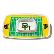 Baylor Bears Chip & Dip Tray