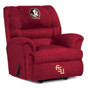 Florida State Big Daddy Microfiber Recliner