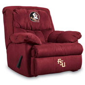 Florida State Home Team Microfiber Recliner