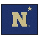 US Naval Academy Tailgater Rug 5'x6'