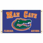 Florida Gators Man Cave 3 Ft. X 5 Ft. Flag W/ 4 Grommets