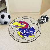 Kansas Soccer Ball 27 diameter