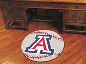 Arizona Baseball Mat 27 diameter