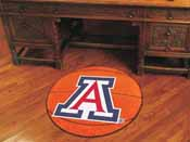 Arizona Basketball Mat 27 diameter