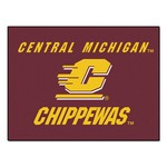 Central Michigan All-Star Mat 33.75x42.5