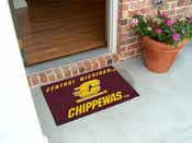 Central Michigan Starter Rug 19x30