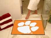 Clemson All-Star Mat 33.75x42.5