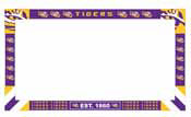 Louisiana State University Big Game Tv Frame