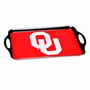 Oklahoma Sooners Melamine Serving Tray