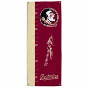 Florida State Seminoles Growth Chart Banner