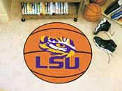 Louisiana State Basketball Mat 27 diameter