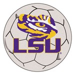 Louisiana State Soccer Ball