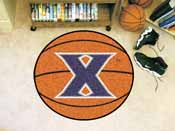 Xavier Basketball Mat 27 diameter