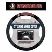 Florida State Seminoles Poly-Suede Steering Wheel Cover
