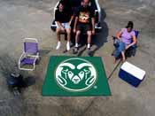 Colorado State Tailgater Rug 5'x6'