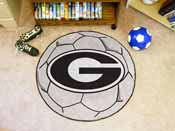 Georgia G Logo Soccer Ball
