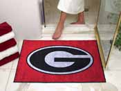 Georgia G Logo All-Star Mat 33.75x42.5