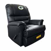 Green Bay Packers Import Sports Recliner
