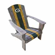 Green Bay Packers Wood Adirondack Chair