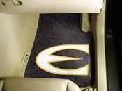 Emporia State 2-piece Carpeted Car Mats 17x27