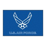 Air Force Starter Rug 19x30
