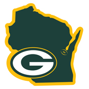 Green Bay Packers Home State 10