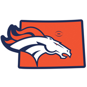Denver Broncos Home State 10