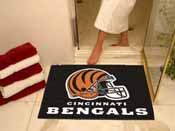 NFL - Cincinnati Bengals All-Star Mat 33.75x42.5