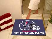 NFL - Houston Texans All-Star Mat 33.75x42.5